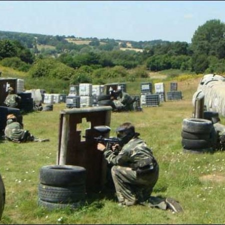 Paintball Colchester, Essex
