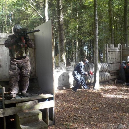 Paintball Scotch Corner