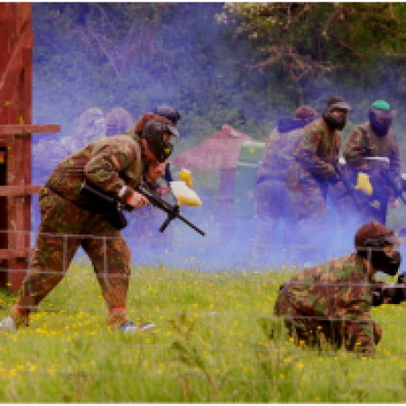 Paintball Strathaven, East Kilbride