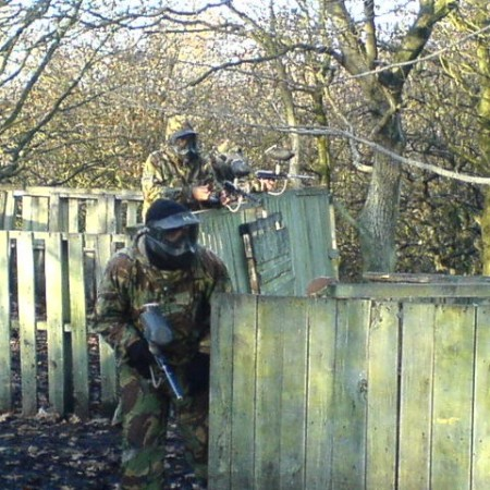 Paintball Manchester