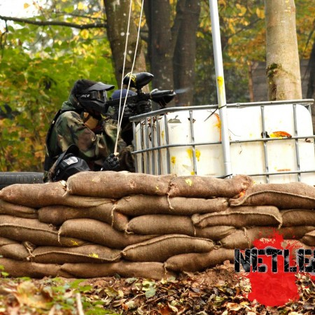 Paintball Dorrington, Shropshire