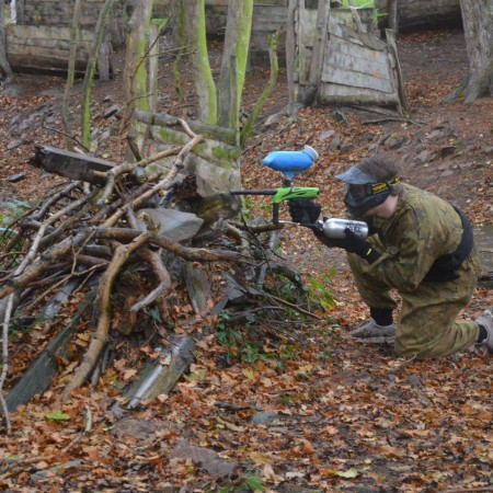 Paintball Portishead, Somerset