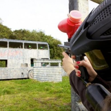 Paintball Aberdeen - Edzell