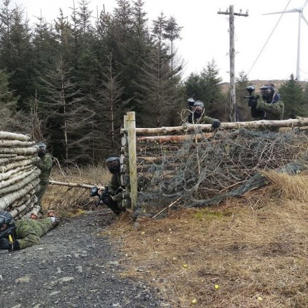 Paintball Galway