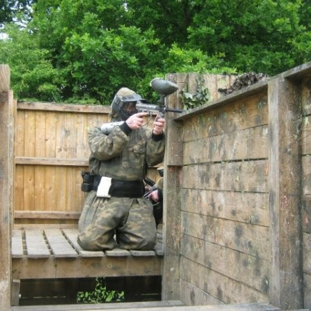 Paintball Bournemouth North