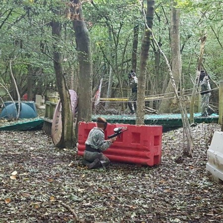 Paintball Brighton