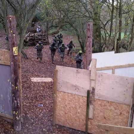 Paintball Colchester - Tendring