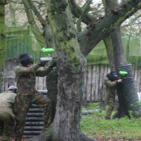 Paintball Scunthorpe - Messingham