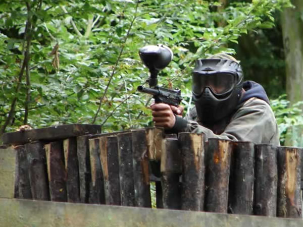 Paintball Southend