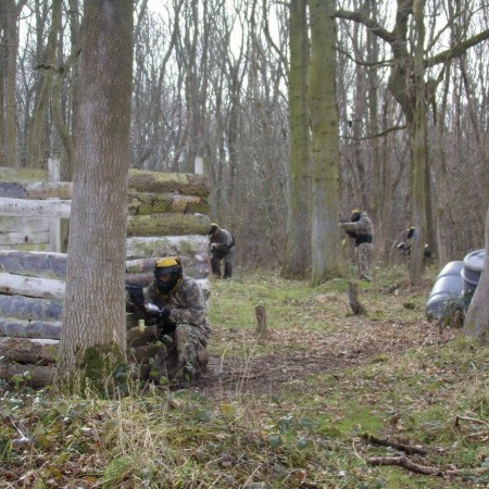 Paintball Teesside