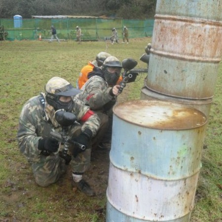 Paintball Torbay