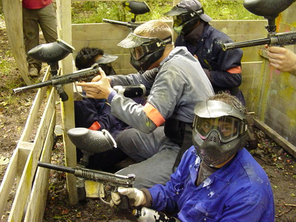 Paintball Newtownstewart, Co Tyrone