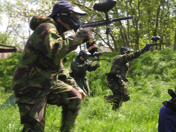 Paintball Inverness - Munlochy