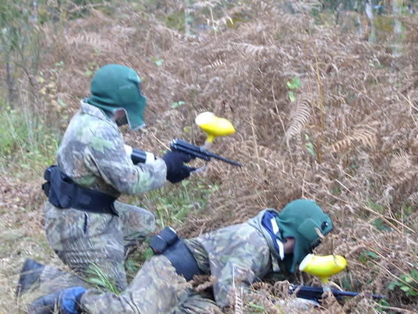 Paintball Ormskirk