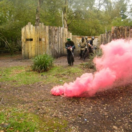 Paintball Nottingham - Keyworth