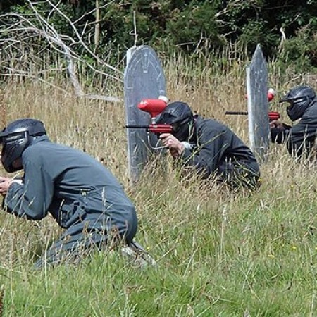 Paintball Truro