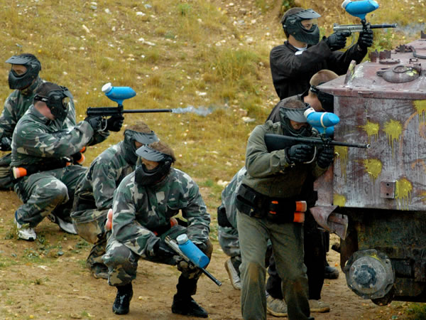 Paintball Sunderland
