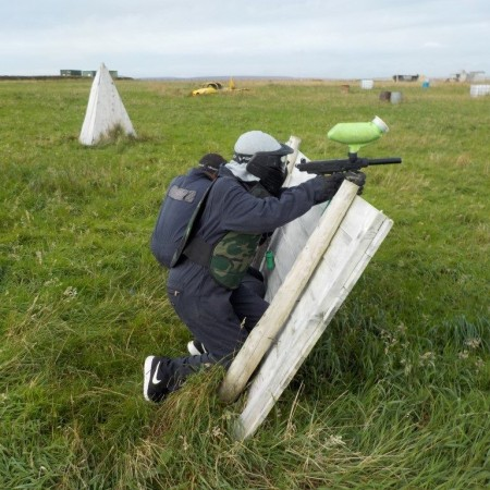 Paintball Consett, County Durham