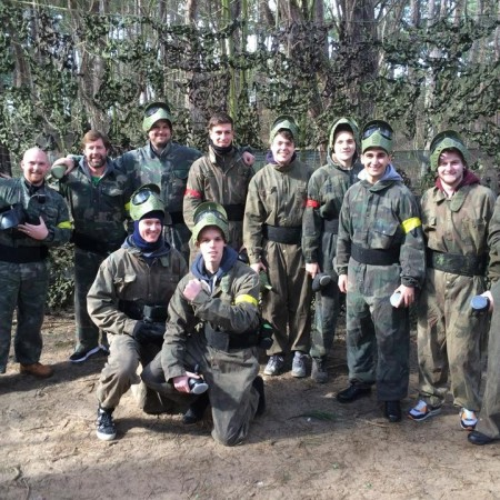 Paintball Formby, Liverpool