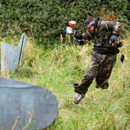 Paintball Abergele, Conwy