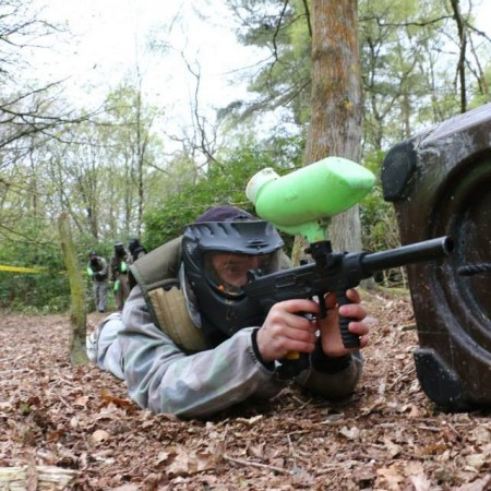 Paintball Tean, Staffordshire