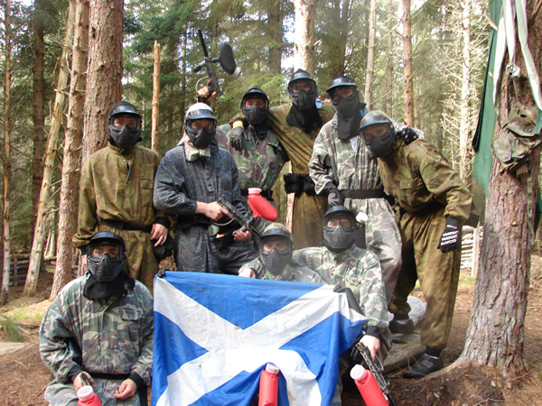 Paintball Inverness - Farr