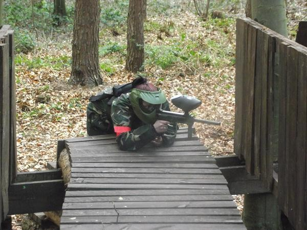 Paintball Norwich - Ringland