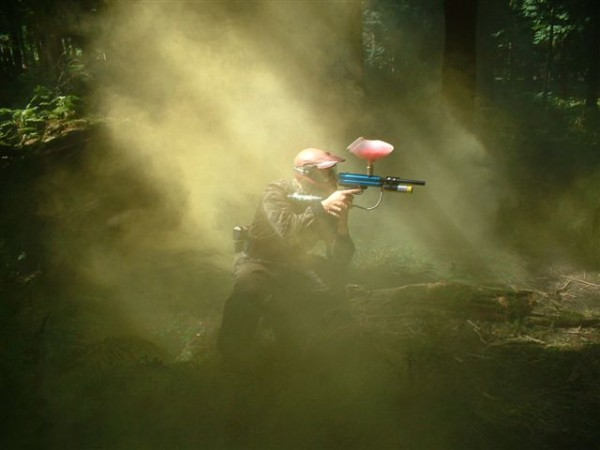 Paintball Bere Regis, Dorset