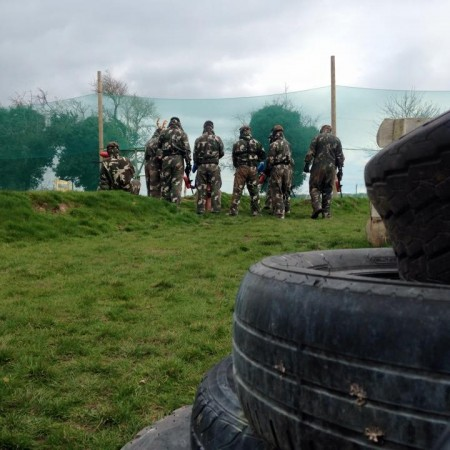 Paintball Brecon, Powys