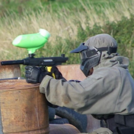 Paintball Blackpool