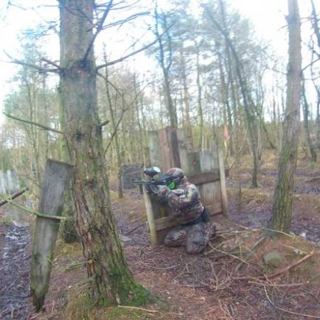 Paintball Wigan, Lancashire