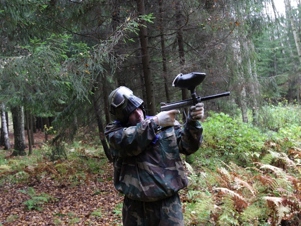 Paintball Shotts