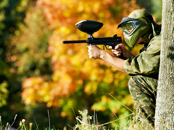 Paintball Portsmouth - Fareham
