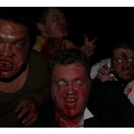 Zombie Survival Kidderminster