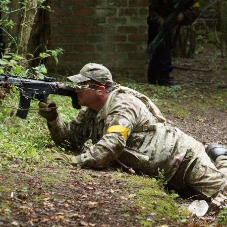 Airsoft Preston