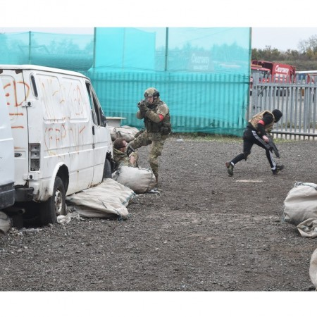 Airsoft Droitwich, Worcestershire