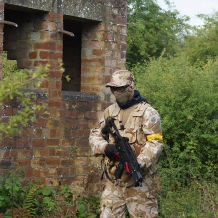 Airsoft Wrexham, North Wales