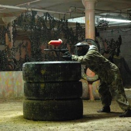 Indoor Paintball Oldham Indoor