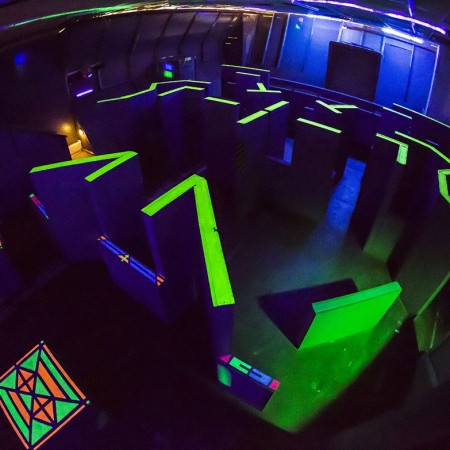 Laser Combat London - Whitechapel