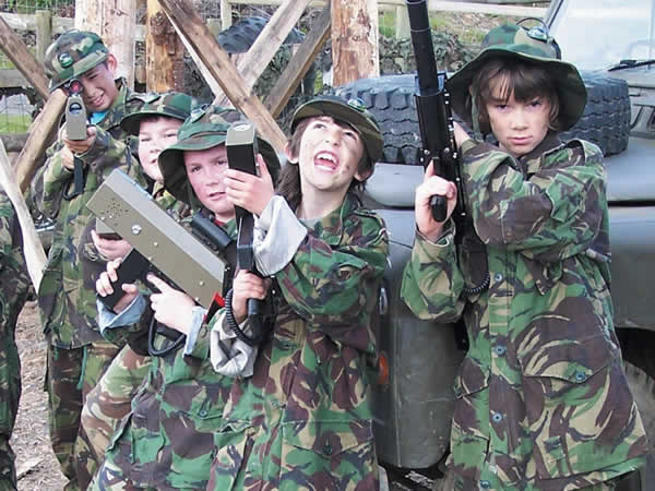 Laser Combat Hailsham East Sussex
