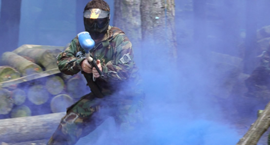 Smoke Bombs and Paintball Grenades